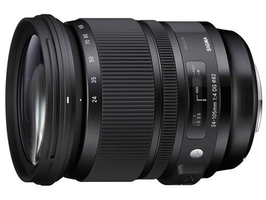 Review Đánh Giá Lens Sigma 24-105mm F4 DG OS HSM Art - BOW101