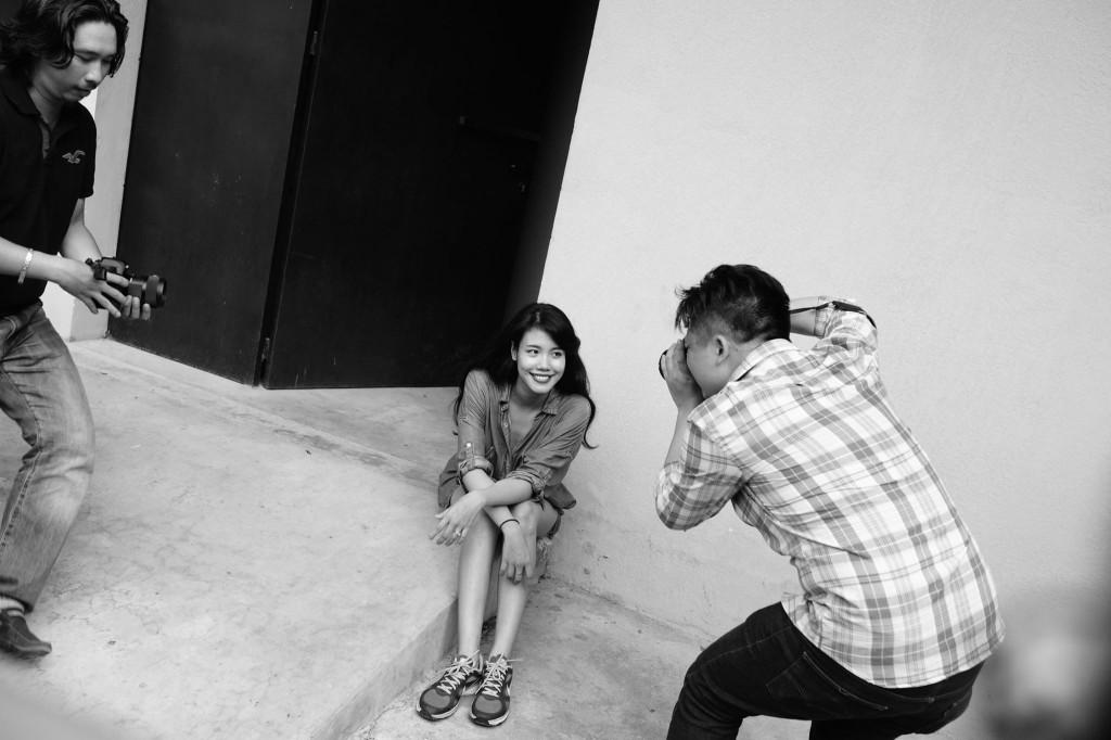 Buổi chân dung lớp dạy nhiếp ảnh 102 tháng 5/2014
